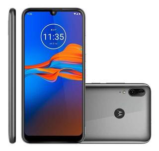 Celular Motorola Moto E6 Plus 32gb Vermelho Metálico