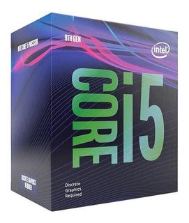 Procesador Intel Core I5 9400 2,9ghz Gamer 6 Núcleos Nnet