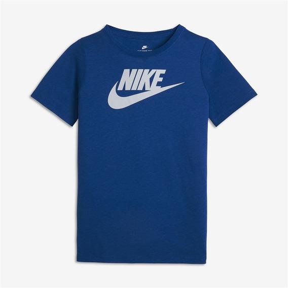Camiseta Infantil Futura Nike 862660
