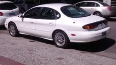Ford Taurus Lx 3.0 V 6 Branco 1997 Muito Novo ,vist . 2016