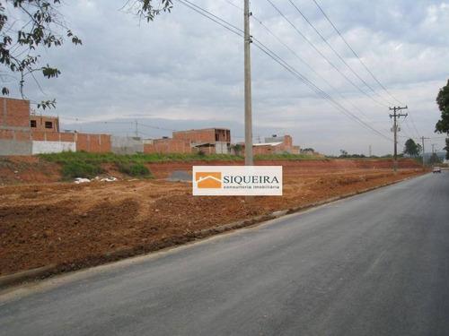 Terreno Comercial À Venda, Iporanga, Sorocaba. - Te0057