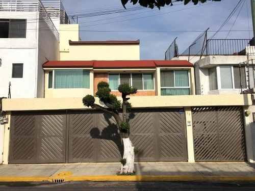 Casa En Venta Prado Coapa 2a Sección - Tlalpan