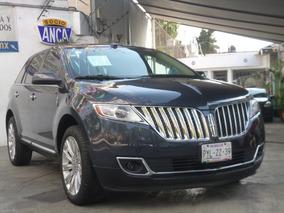 Lincoln Mkx Suv Awd Unico Dueño,6 Meses Seguro Gratis !!!