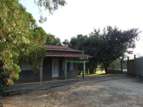 Imagem 1 de 9 de Chácara Com 3 Dormitórios À Venda, 16900 M² Por R$ 1.000.000,00 - Quiririm - Taubaté/sp - Ch0017