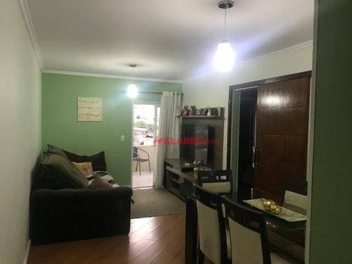 Imagem 1 de 10 de #=apartamento Com 2 Dormitórios, 64 M² - Venda Por R$ 300.000 Ou Aluguel Por R$ 2.200/mês - São João Clímaco.! - Ap10504