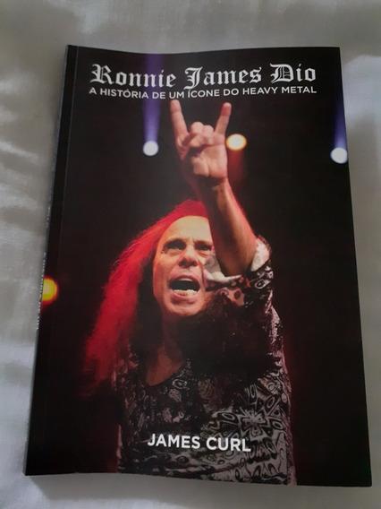 Ronnie James Dio - Livro