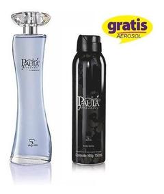Perfume Paula Fernandes Romance Colônia Jequiti 100 Ml