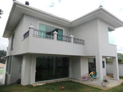 Casa A Venda No Bairro Braunes Em Nova Friburgo - Rj. - Cv-052-1