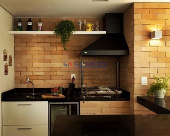 Apartamento 147m 3 Suites À Venda Na Vila Mascote, São Paulo - Mc7566