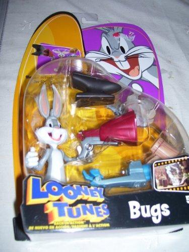 Figura De Accion De Looney Tunes Shootin Bugs Bunny