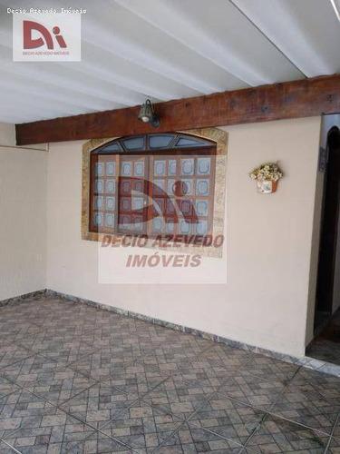 Casa Com 3 Dormitórios À Venda, 148 M² Por R$ 340.000,00 - Vila São José - Taubaté/sp - Ca0065
