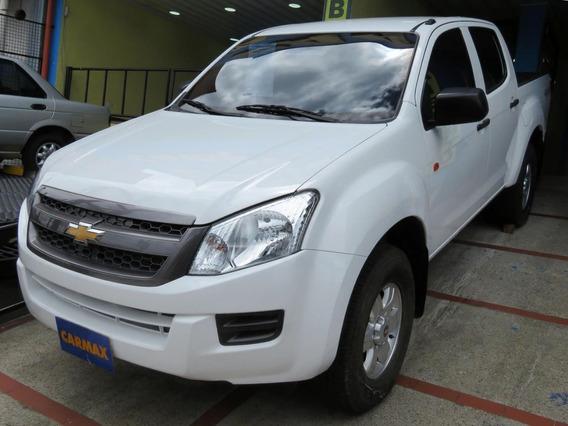 Chevrolet Dmax 2.5 2018 Recibo Vehiculo De Menor Valor