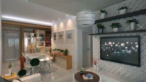 Imagem 1 de 16 de Apartamento Suíte + 01 - Jardins Lunardi - V287