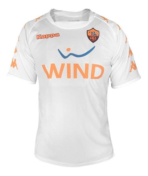 Playera Jersey Futbol As Roma Asr Hombre Kappa Full Je-401