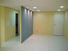 Parede De Drywall Instalada Com Porta