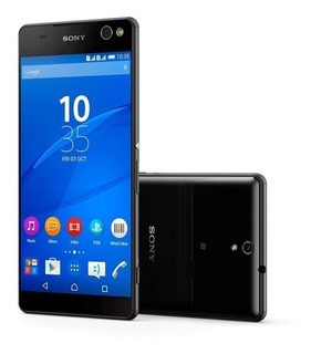 Sony Xperia C5 Ultra E5563 16gb 4g 13mp Preto Vitrine 1