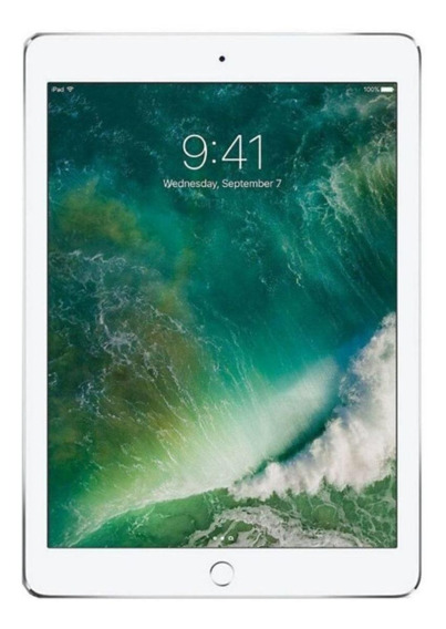 "IPad Apple iPad 6ª Generación A1893 9.7"" 32GB silver com memória RAM 2GB"