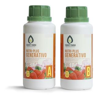 Soluciones Nutritivas Hidropónicas Generativas A Y B