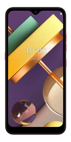 LG K22+ Dual SIM 64 GB red 3 GB RAM
