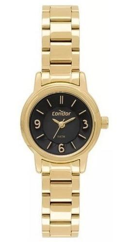 Relógio Condor Feminino Dourado Mini Co2036kvy/4p