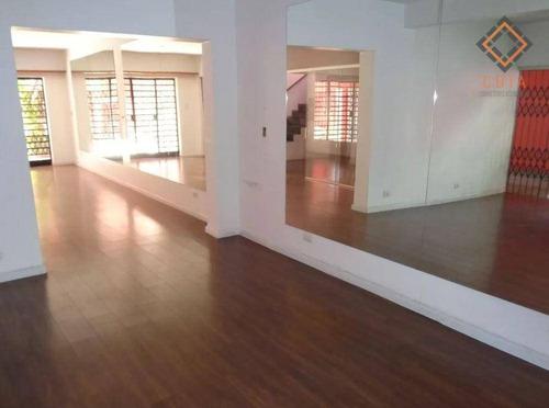 Casa Com 3 Dormitórios À Venda, 250 M² Por R$ 1.500.000,00 - Campo Belo - São Paulo/sp - Ca2818