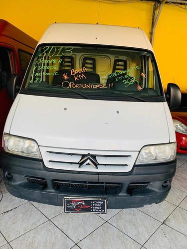Imagem 1 de 15 de Citroën Jumper 2013 2.3 Diesel - Baixa Km !!!confira