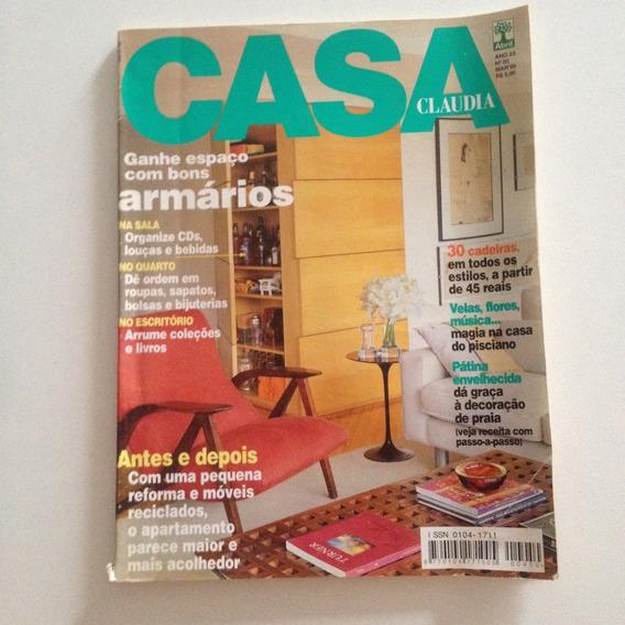 Revista Casa Claudia N3 Mar1999 Ano23 Bons Armários C2