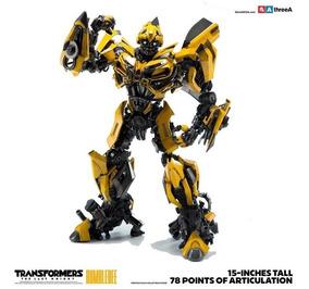 Bumblebee Tlk Threezero 3a (transformers Optimus Hot Toys)