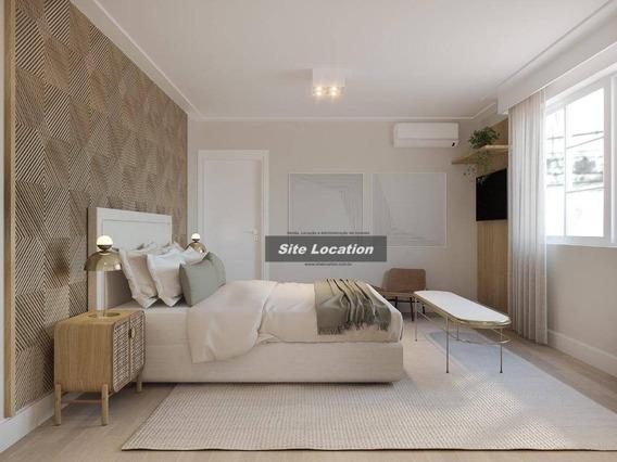 96379* Apartamento Em Reforma Com Previsão De Entrega Para Mai / 2020 - Ap3406