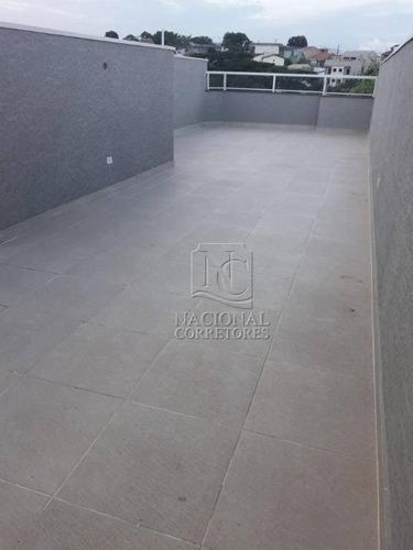Cobertura À Venda, 136 M² Por R$ 420.000,00 - Parque Oratório - Santo André/sp - Co2524