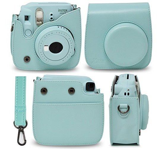 Para Selfie Camara Instantanea Fujifilm Instax Mini 9