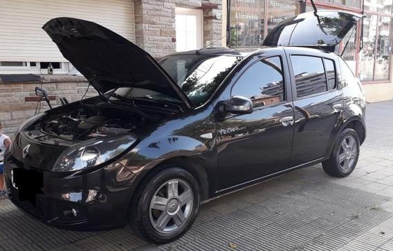 Renault Sandero 2013 1.6 Tech Run 90cv
