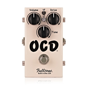 Pedal Overdrive/distortion Fulltone Ocd V2 Usa