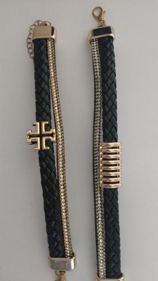 Kit De 2 Lindos Braceletes