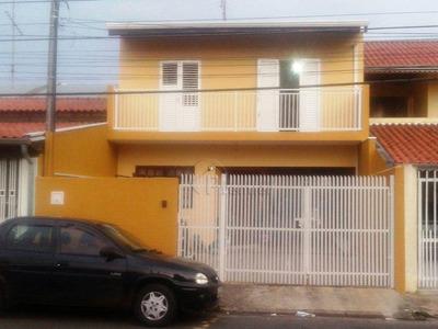 Casa Residencial À Venda, Jardim Califórnia, Indaiatuba. - Ca1219