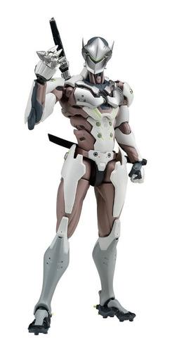Boneco Figma Overwatch Genji #373 Original E Lacrado