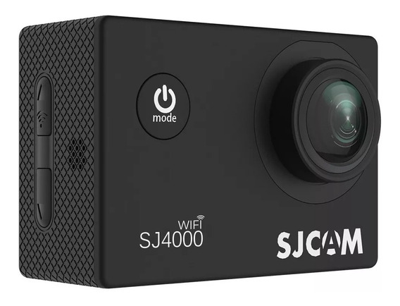 Camera Sj4000 Wifi Sjcam Original 1080p Full Hd Filmadora