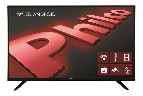 Smart Tv Led 49 Polegadas Philco