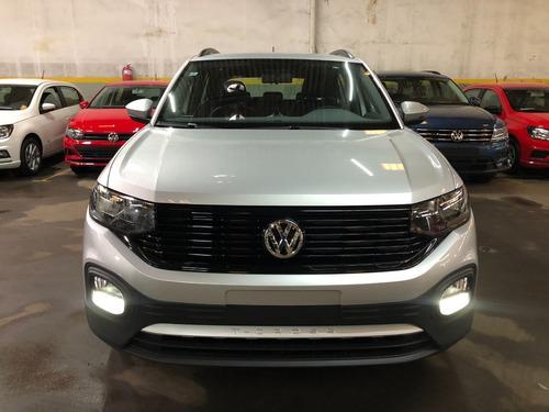 Volkswagen T-cross 0km Trendline Vw 2021 Tcross Precio A20