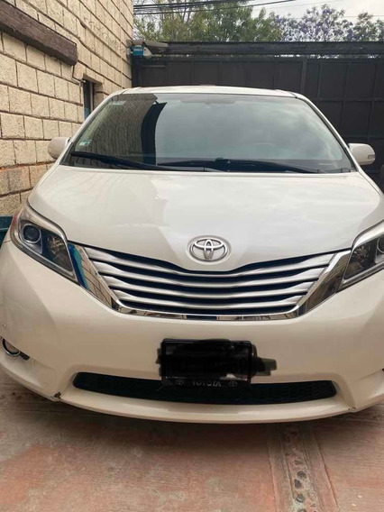 Toyota Sienna 3.5 Le V6 At 2015