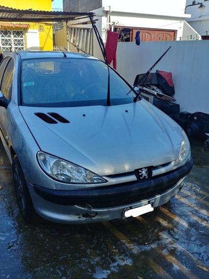 Peugeot 206 1.9 Xrd Confort 2004