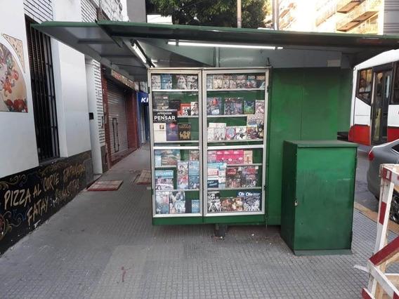 Kiosco De Diarios Excelente Ubicación, C/reparto Y S/deuda