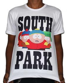 Camiseta Infantil South Park Desenho 25,00