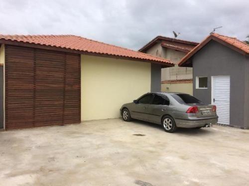 Casa Com Piscina 800 Metros Do Mar Em Itanhaém - 6211 Npc