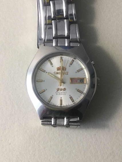 Reloj Orient 1985