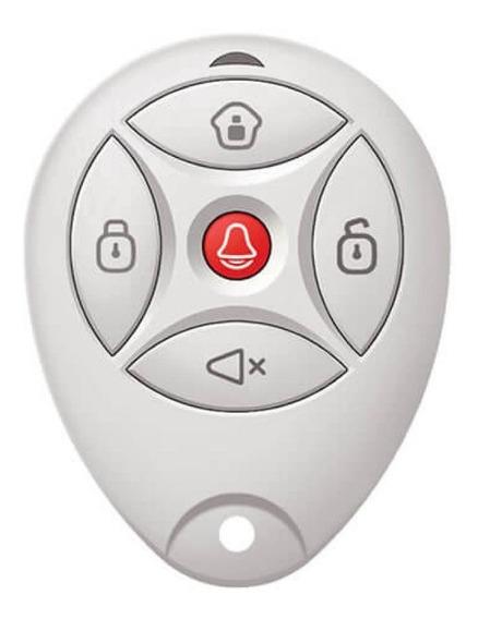 Control Remoto Para Panel De Alarma Hikvision