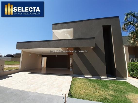 Casa Condomínio 3 Quartos Para Venda No Condomínio Village Damha Rio Preto Iii Em São José Do Rio Preto - Sp - Ccd3853