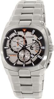 Reloj Hombre Citizen An9000 Crono Acero Sumergible