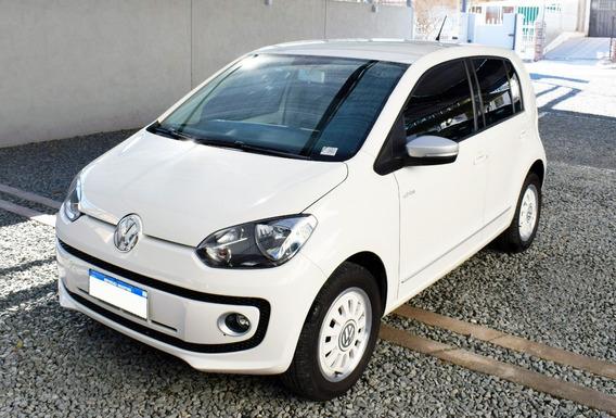 Volkswagen Up White 1.0 N 2016