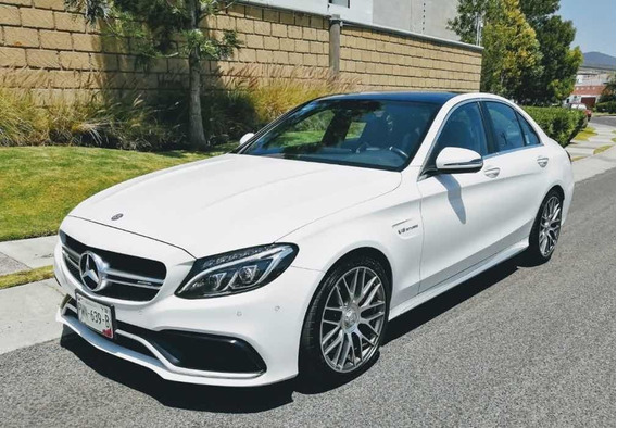 Mercedes-benz Clase C 4.0 63 Amg S At 2016